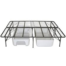 Queen Size Metal Platform Bed Frame