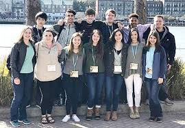 Wu takes 1st in State Beta Club competition | News | mymcr.net