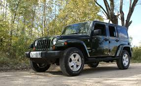 2011 Jeep Wrangler Color Chart 2011 Jeep Wrangler Unlimited Sahara 4x4 Review