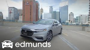 is the 2019 honda insight better than the toyota prius first drive edmunds