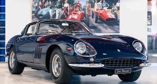 1966 Ferrari 275 Gtb 6c Alloy Longnose Classic Driver Market