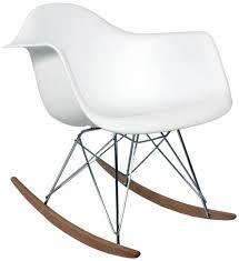 Modern Rocking Chair Mid Century Modern Rocking Chair Creative Chair Designs
