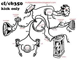 Cb750 wiring diagram wiring diagram image