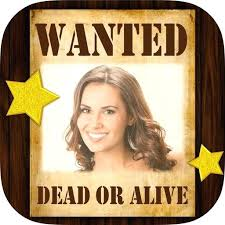Make A Wanted Poster Free Online Wanted Sign Maker Template Literals Php Make A Poster Online