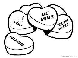More precious moments coloring sheets. Valentines Day Hearts Coloring Pages Coloring4free Coloring4free Com