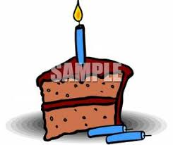 slice of birthday cake clipart. Slice Of Chocolate Birthday Cake Royalty Free Clipart Picture Library Throughout