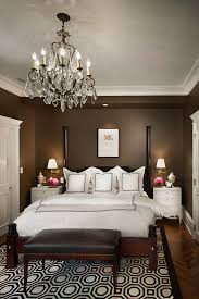 tommy bahama bedroom furniture bedroom traditional with bedside table chandelier chocolate brown walls crown