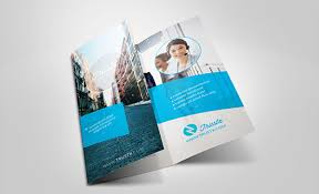 2 folded brochure template index of images 25 really beautiful brochure designs