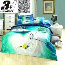 hawaiian bedding sets bedding scenic oil printing bedding sets bed sheets duvet quilt comforter cover pillowcase