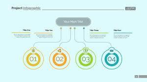 chart design ideas. Four Ideas Process Chart Slide Template. Business Data. Startup, Flow,  Design. Design