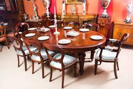 oval kitchen table set. This Is A Fabulous Dining Set Comprising An Antique Victorian Mahogany Oval Extending Table, Kitchen Table
