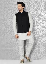 Mens Koti Design Mens Nehru Jacket With Kurta