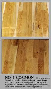 grades of hardwood flooring