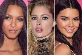 victoria s secret show 2016 the best skin hair and makeup at the after party