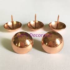 decorative nails for furniture. Free DHL Shipping 600pcs/lot 25mm Rose Gold Color Plated Home Or Garden Decorative Tack, Hobnail, Upholstery Nail, DIY Furniture Nails For