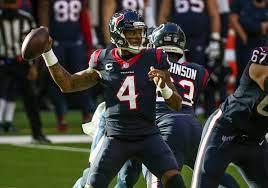 Texans' Deshaun Watson 8th on Touchdown ...