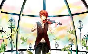 anime boy music wallpaper. Delighful Anime 2560x1600 Anime  Music Wallpaper To Boy W