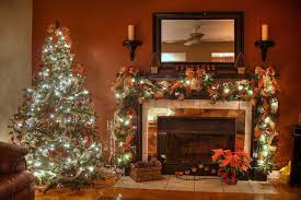 ... Wonderful living Rom for Christmas Wonderfully decorated Indoor ...