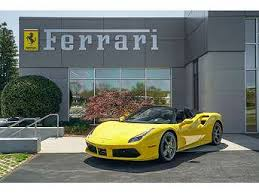 It runs on premium grade fuel and achieved 16 mpg in the city and 23 on the highway. Used Ferrari 488 Spider For Sale With Photos Carfax