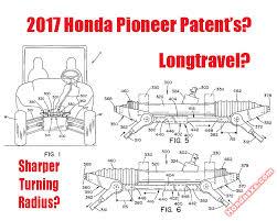 2018 honda side by side. brilliant side 2017  2018 honda pioneer 1000 700 500 side by changes  utv on honda side u