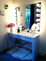 makeup vanity light ideas makeup vanity table set with mirror and lights  vanities light bulb ideas