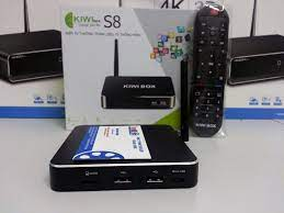 Kiwi box S8 Android smart Tivi Box TrungDiep.Com - Thế giới game thủ, Hitech