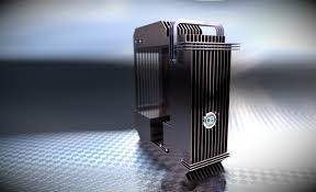 image of a custom computer case designed by obtm