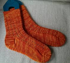 Knitted Sock Patterns Cool Ravelry Mercury Socks Pattern By Kim Drotar