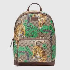 gucci bags for men 2017. gucci gucci bengal gg supreme backpack. #gucci #bags #leather #canvas # bags for men 2017