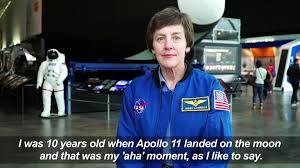Story: Wendy Lawrence, US female astronaut - Vidéo Dailymotion