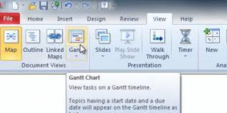 Best Free Gantt Chart Using Mindjet For Windows Gantt Charts For Effective Project
