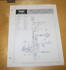 bsa c10l ariel colt lh motor cycles wipac wiring diagram 1953 bsa c10l ariel colt lh motor cycles wipac wiring diagram 1953 1954