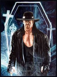 Finished up all the remaining wwe mixed match challenge art from the first tournament earlier this year. Fan Art Of Thank You Mark Calaway Aka The Undertaker Facebook