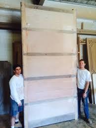 sliding barn doors non warping patented wooden pivot door sliding door and eco friendly metal cores