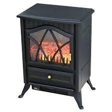 electric log heater for fireplace. 1850W Log Burner Flame Effect Electric Fireplace Stove Heater For T
