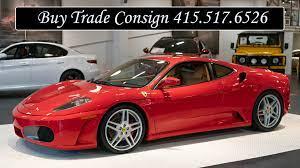 Used 2005 Ferrari F430 Berlinetta For Sale 95 900 Cars Dawydiak Stock 190118