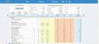 Remodel Cost Spreadsheet - Remodel Cost Estimating Software for ...