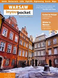 WARSAW City Guide   Warsaw   Poland