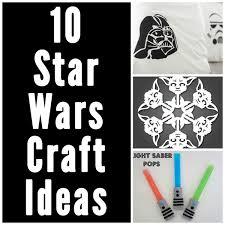 20 star wars craft ideas