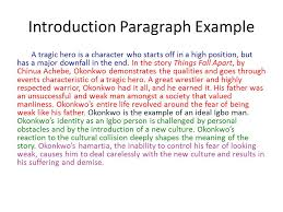 analysis essay example paragraphs ppt video online  introduction paragraph example