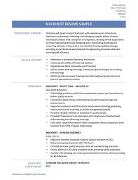 Amazing Sample Resume For Assembly Line Operator Production Operator