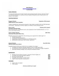 Soccer Resume Example Gymnastics Coach Resume Examples Templates Soccer Resumes Madrat Co 7