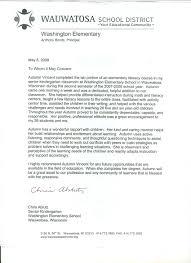 Teacher Recommendation Letterletter Of Formal Letter Sample Basic