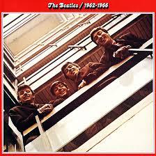 The <b>Beatles</b> - <b>1962-1966</b> (The Red Album) Lyrics and Tracklist ...