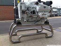 Engine Display Stand