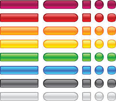 Set Of Web Glass Buttons Mix Vector 04 Free Download