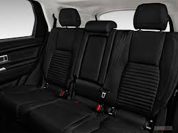 2018 land rover discovery sport rear seat