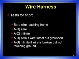 wire harness test simple How To Find A Short In A Wire Harness How To Find A Short In A Wire Harness #25