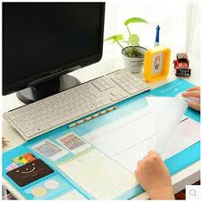 creative office supplies. Creative Office Supplies Large Computer Desk Table Book Writing Pad Cute Mouse Student Stationer R