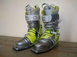 Scarpa T1 Tele Boot Womens Size 25 0 New 479 00 Picclick